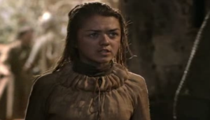 Arya Star faces the city guards