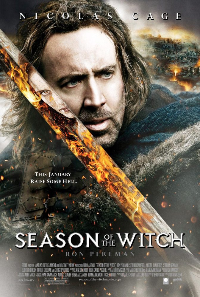 MOVIE AT A GLANCE~Season of the Witch